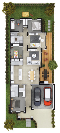 Image Result For One Bedroom Apartment Building Plans