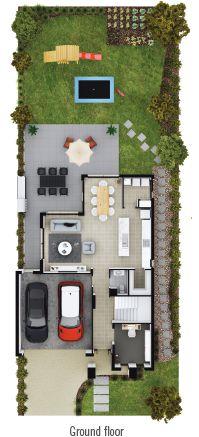 Block Size: 400m²